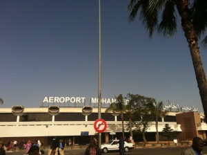 Aéroport de Casablanca - Mohammed V