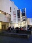 Le Museu d'art contemporàni de Barcelona et les skaters