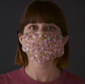 Masque sans couture
